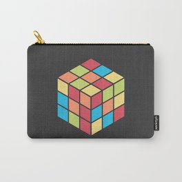 #68 Rubix Cube Carry-All Pouch