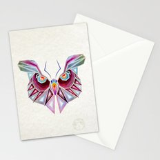 owl or butterfly? Stationery Cards