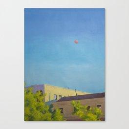 Ronda de Segovia, November 16.38 Canvas Print
