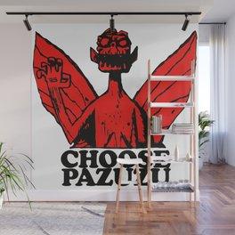 Choose Pazuzu Wall Mural