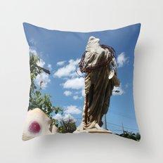Heildelberg Project III Throw Pillow