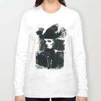 napoleon Long Sleeve T-shirts featuring napoleon by Chuchuligoff