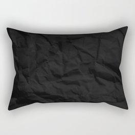 VERTICAL BLACK Rectangular Pillow