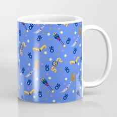 Sailor Uranus Pattern / Sailor Moon Coffee Mug