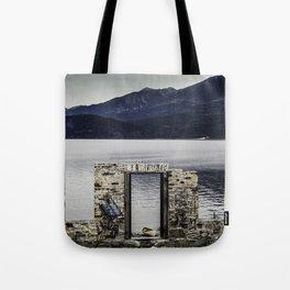 Kaslo Graffiti Tote Bag