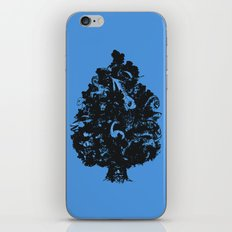 Adventures in Cryptozoology iPhone & iPod Skin