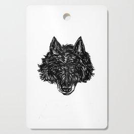 Wolf's Head Cutting Board
