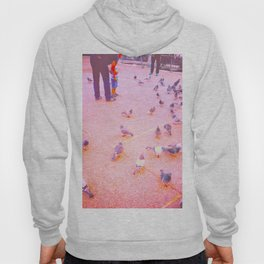 World of Birds and Possibilities Hoody