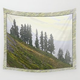 TIMBERLINE TREES Wall Tapestry