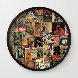 And the beat goes on Wall Clock