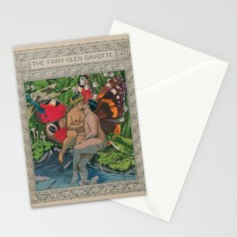 Fairy Love Story Stationery Cards