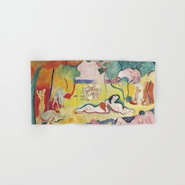 Famous Painting Hand Bath Towels For Any Bathroom Decor Society6