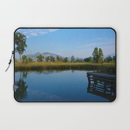 reflection of soul Laptop Sleeve