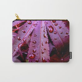 Lingering Rain Carry-All Pouch