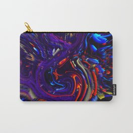 abstract explosion Carry-All Pouch
