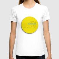 eternal sunshine of the spotless mind T-shirts featuring Eternal Sunshine of the Spotless Mind by kirstenariel