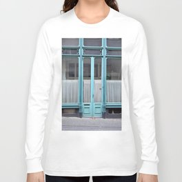 Blue door Long Sleeve T-shirt