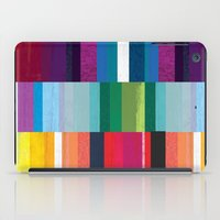 stripes iPad Cases featuring Stripes by Kakel