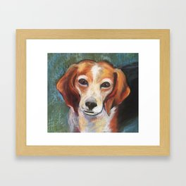Rosie  Framed Art Print