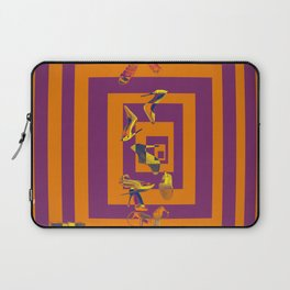 Every May's Colourful Nightmare - shoes stories Laptop Sleeve