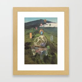 160. Framed Art Print