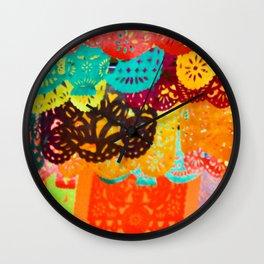 Mexicana Wall Clock