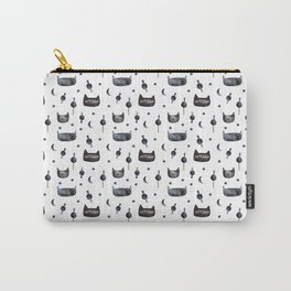 Cats Black Witch Carry-All Pouch