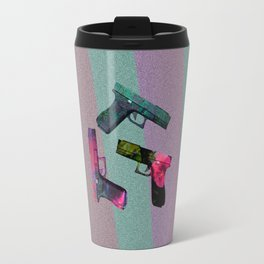 Pretty Pistols Travel Mug