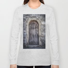 Old French Door Long Sleeve T-shirt