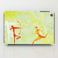 hunting iPad Cases featuring Hunting by LoRo  Art & Pictures
