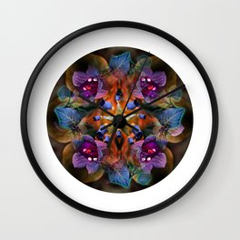 Belladonna Wall Clock