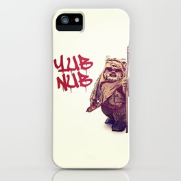 Yub Nub iPhone Case