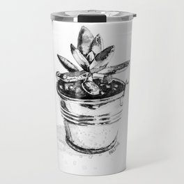 Succulent Travel Mug
