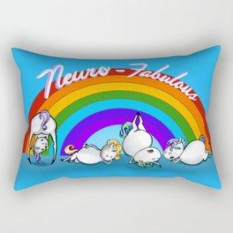 Neuro Fabulous Rectangular Pillow