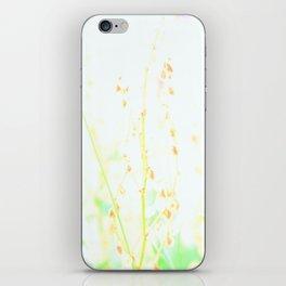 Pastel Flowers 2 iPhone Skin