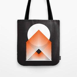 Supra Moon Tote Bag