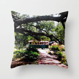 City Meadows Throw Pillow