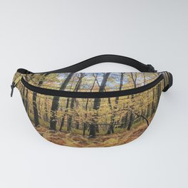 Golden day Fanny Pack