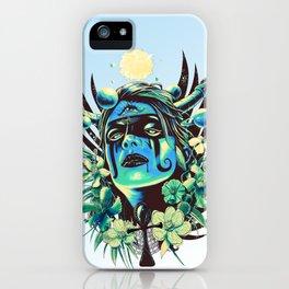 Hathor (Cool) iPhone Case