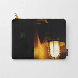 Yellow streetlight Carry-All Pouch