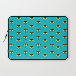 I SEE YOU IN BLUE Laptop Sleeve