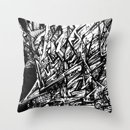 Insurance Information Throw Pillow