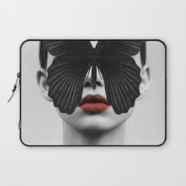 BLACK BUTTERFLY Laptop Sleeve