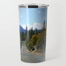 Which road shall I take? Travel Mug