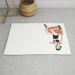 Lea Graves Pinup Rug