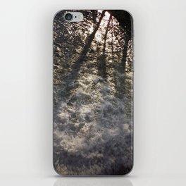 Rushing iPhone Skin
