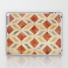 Rombos rojos Laptop & iPad Skin