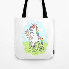 Unicorn Stroll Tote Bag