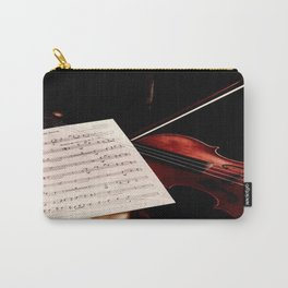 My Violon, My life Carry-All Pouch