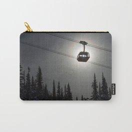 Sun Through the Gondola Carry-All Pouch
